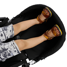 Baby foot extension pour bébé yoya poussette accessoire et similaire modèle pour enfant en bas âge 2 3 ans enfant empêche de tomber