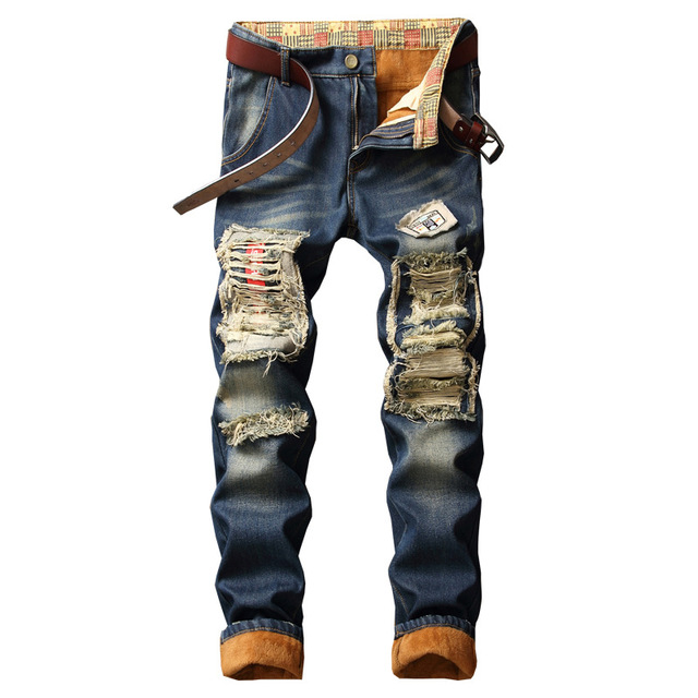 Designer Fashion Streetwear Jeans 8