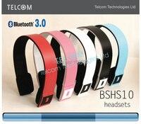 Stereofoniczny Zestaw słuchawkowy Bluetooth bezprzewodowe słuchawki z mikrofonem do telefonu komórkowego, PC, MP3 MP4, zestaw słuchawkowy Bluetooth głośnik