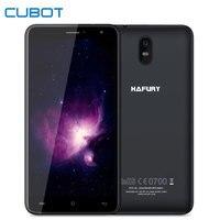 Cubot HAFURY UMAX 6 Inch IPS Smartphone 4500mAh Android 7 0 Dual SIM 2GB RAM 16GB