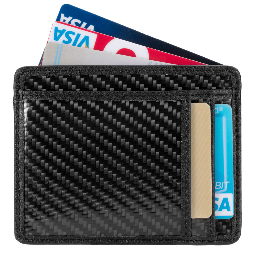 Fashion style Slim ultra stylish secure wallet for woman
