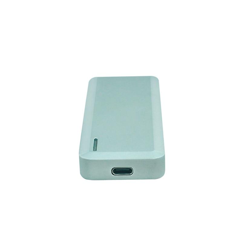 ФОТО Uneatop UT63100U3C USB 3.1 Type-C to M.2 NGFF SSD Aluminum External Enclosure