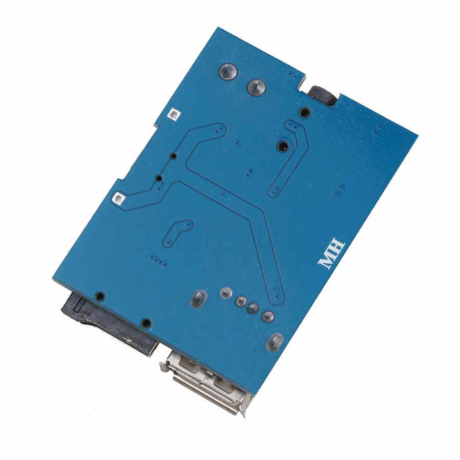 Kebidu tf cartão u disco mp3 formato decodificador placa módulo amplificador decodificação leitor de áudio alto desempenho para alto-falante para disco u