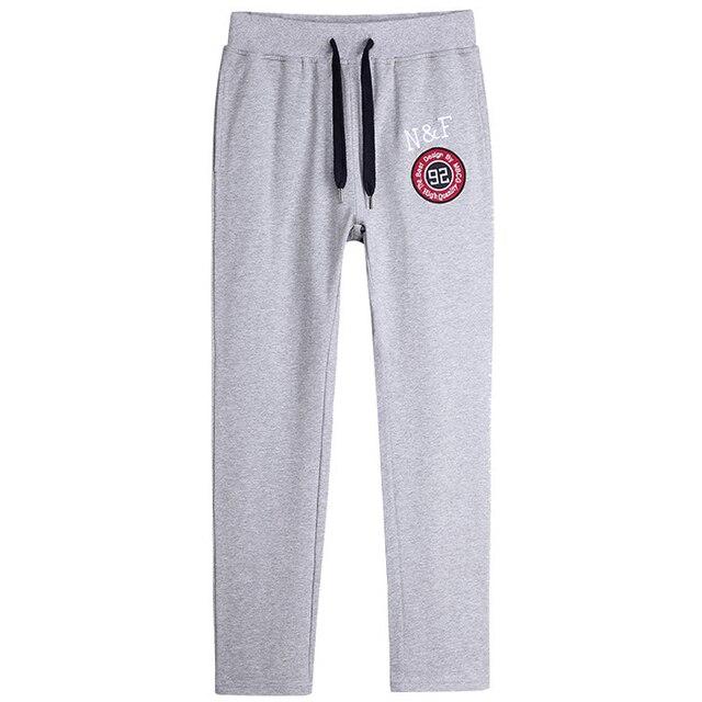 2016 New Arrive Fashion Men Pants Casual Pure Style Trousers Hip Hop Harem Pants Brand Quality Joggers Men Pant Plus Size M-4XL