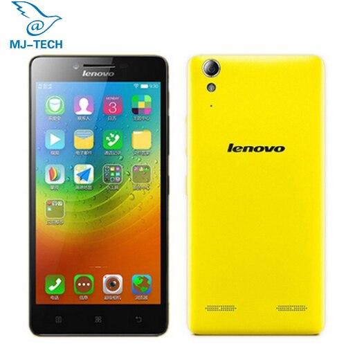 Оригинальный 5.0 ''Lenovo K3 K30W Snapdragon MSM8916 FDD 4G Android 4.4 1ГБ 16 ГБ ROM 1280x720 8.0MP