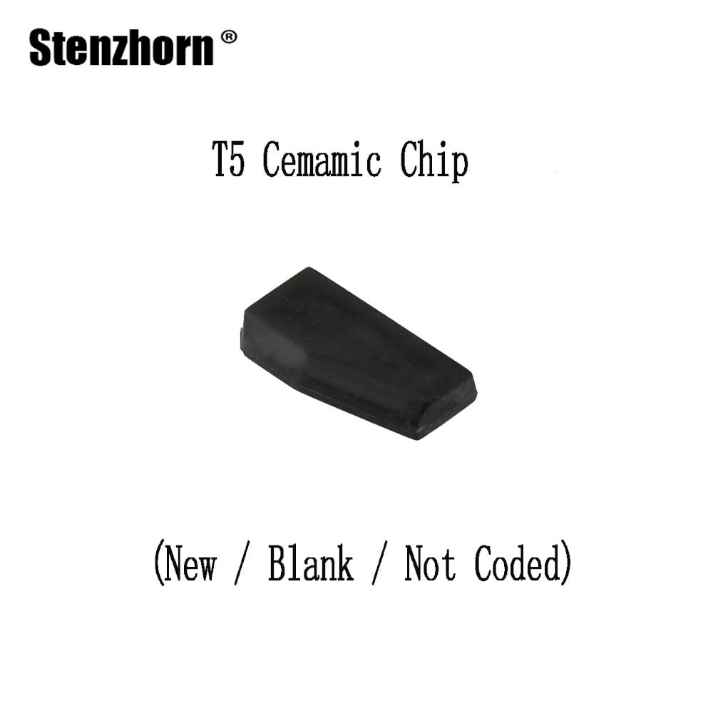 Stenzhorn 1 шт. T5-20 транспондера пустой чип углерода T5 клонируемым чип для Ключи cemamic T5 чип (новый/пустой /не цветом)