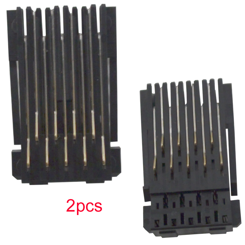 CEYE do projektora EPSON XP420 XP422 XP423 XP424 XP425 XP430 XP431 XP432 XP434 XP435 układ kasety z złącze uchwyt na CSIC 2 sztuk