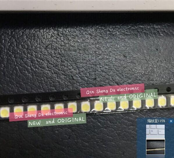 FOR SAMSUNG LED Backlight TT321A 1 5W 3W 3V with zener 3228 2828 Cool white LCD