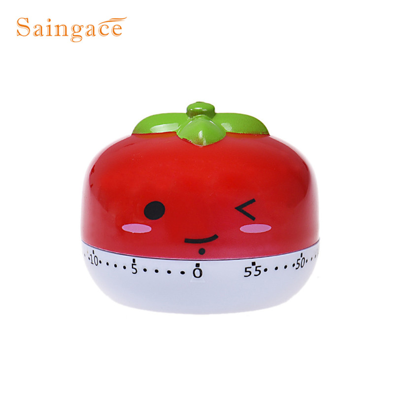 Us 2 34 26 Off Saingace Kitchen Timer 60 Minute Cooking Mechanical Home Decoration Cute Kitchen Timers Kitchen Clock Timer In Kitchen Timers From