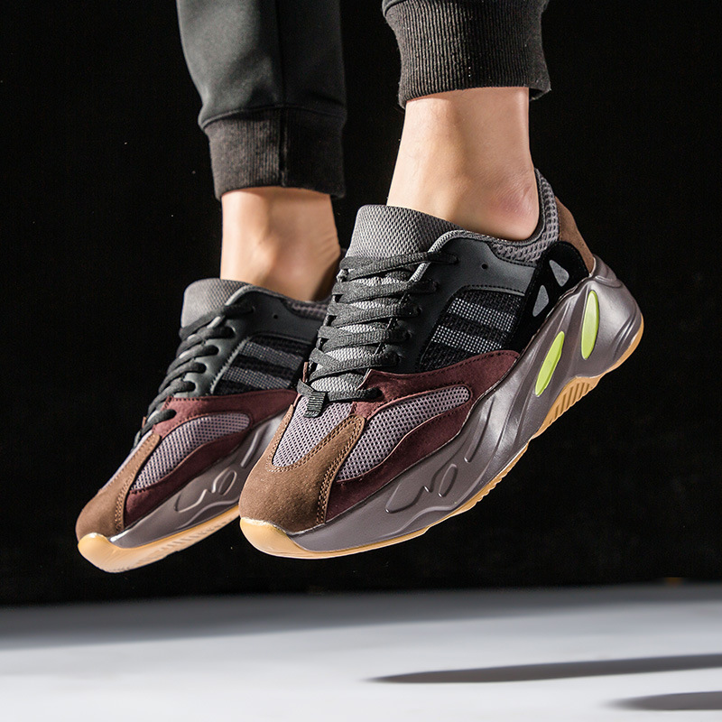2019 Coconut Noctilucent Shallow Ash Moonlight Motion Shoes Male Casual Shoes Dad Shoe Tenis Masculino Adulto Sneakers Zapatos in Men 39 s Casual Shoes from Shoes