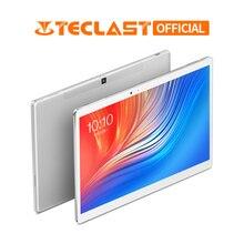 10.1 inch 2560*1600 Teclast T20 Tablet PC 4G telefoontje MT6797 Helio X27 Deca Core Android 7.0 4GB RAM 64GB ROM 8100mah 13MP