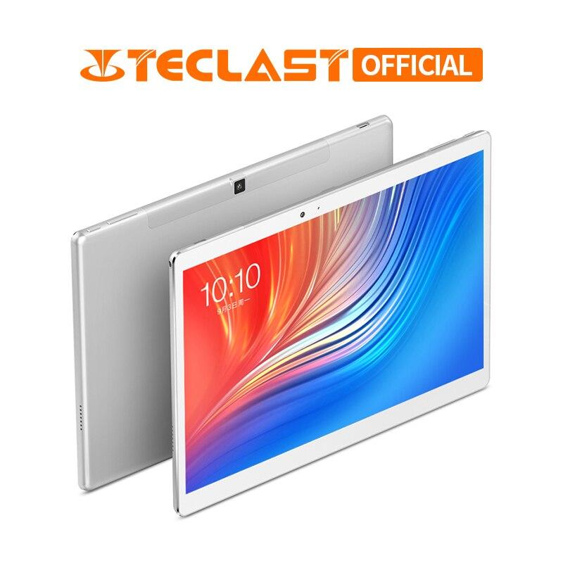 10.1 polegada 2560*1600 T20 Teclast Tablet PC 4G telefonema MT6797 Helio X27 Deca Núcleo Android 7.0 64 4GB RAM GB ROM 8100mah 13MP