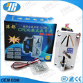 Good Quality Plastic Electronic Coin Acceptor CPU Comparison Multi Coin Selector Mechanism Arcade Games Machines Parts