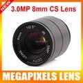 ИК 1/2. 5 Дюймов МП F1.4 8 мм Исправлена CS Mount Мега Объектив 1080 P HD SDI HDCVI CCTV Объектив Для IP Камеры, IP Камеры