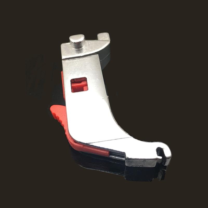 1 Piece Presser Foot Snap-on Shank Foot Holder Adapter for Bernina New Style