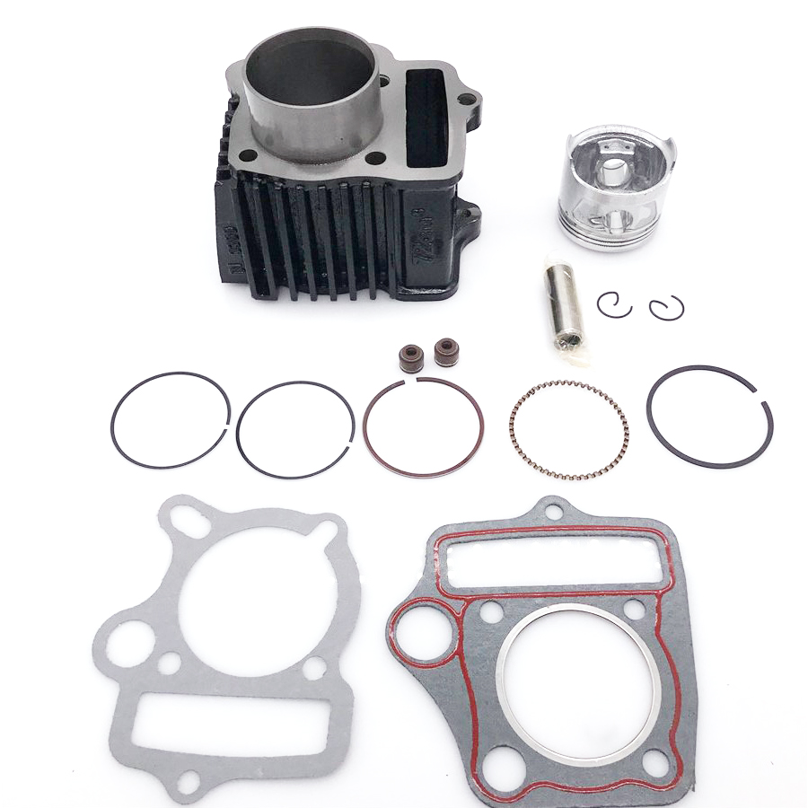 Image 2 - Cylinder Piston Gaskets Kit For HONDA ATC70 CT70 C70 TRX70 CRF70 CRF70F DAX70 ST70 XR70 70CC 72CM3-in Engines from Automobiles & Motorcycles