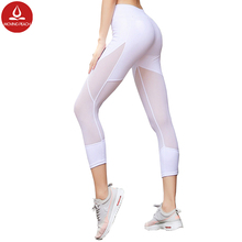 Sexy Sports Leggings Women Fitness Clothing Quick Drying Workout Sports Pants Gym Running Sports Leggings Fitness Yoga top Pants