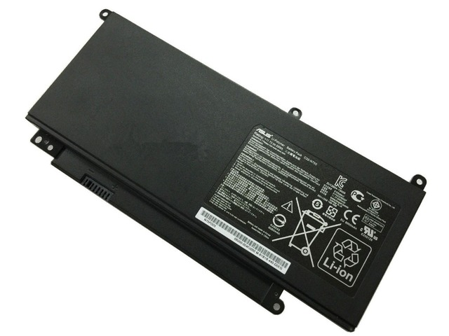 Free shipping 11.1V 69Wh Genuine C32-N750 Battery for Asus N750 N750JK N750JV Series Laptop