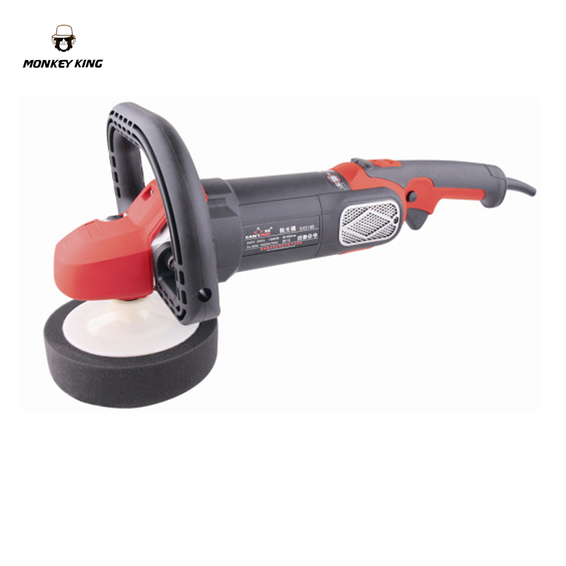 US $135 99 |6inch 150mm 1580w M14 Electric Car Polisher Detail Waxer Buffer  Sander Home Machine same good as flex polisher-in Polishers from Tools on