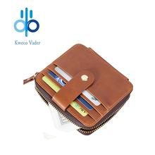 Vintage Fashion 2019 Men Wallets Mens Wallet Male New Design Dollar Slim Purse Wallet Card Holder цены