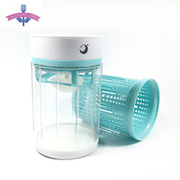 Fruit Vegetable Washer Cleaner Basket Fruit Wash Disinfection Cleaning Machine Fit For Grape Strawberry Apple Salad Spinner Tool