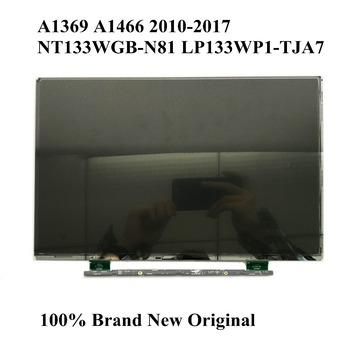 Nowy oryginalny dla Macbook Air 13 #8222 A1369 A1466 wyświetlacz LCD NT133WGB-N81 LP133WP1-TJA7 2010-2017 darmowa wysyłka tanie i dobre opinie SZWXZY Apple Laptop LCD Assembly 180 days