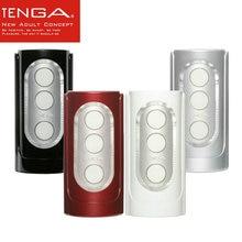 TENGA جهاز استمناء للرجال بفتحة قلابة ، 4 أنماط جهاز استمناء منتجات جنسية يابانية أصلية ، ألعاب جنسية للبالغين للرجال جهاز استمناء Tenga
