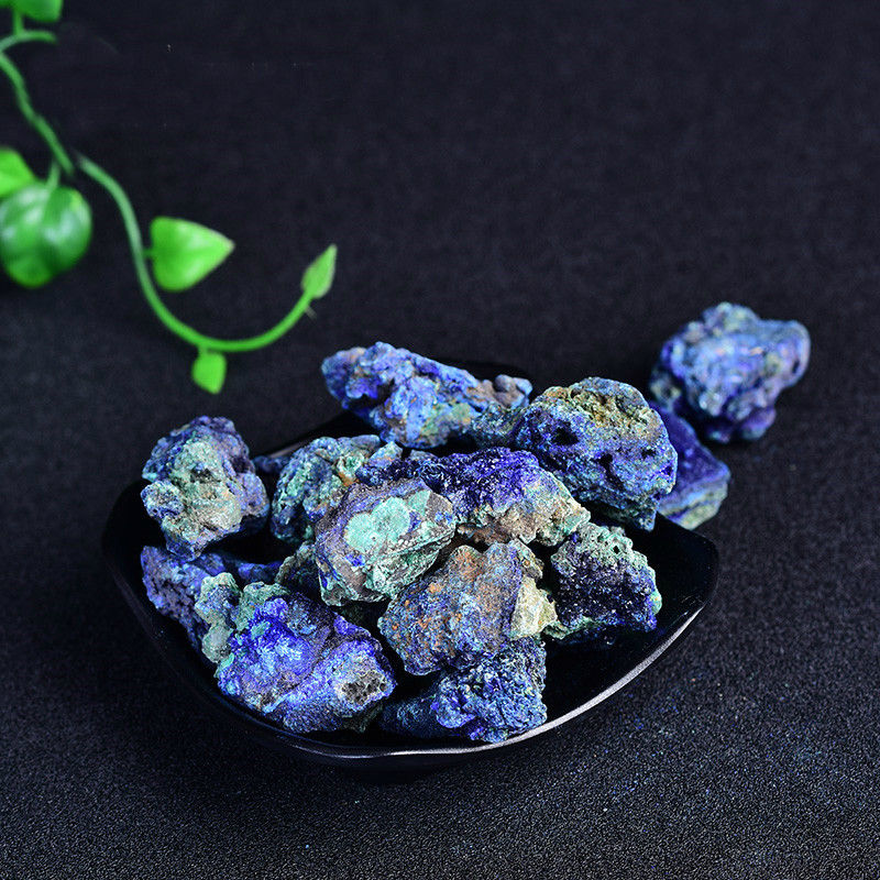 Wholesale 100g Natural Raw Blue Azurite Rough Mineral Healing Original Stone Specimen Natural CrystalWholesale 100g Natural Raw Blue Azurite Rough Mineral Healing Original Stone Specimen Natural Crystal