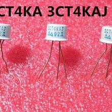 Быстрая 2 шт./лот 3CT4KA 3CT4KAJ Быстрый маленький ток полупроводниковый тирарон(общие головки) Тиристор низкого тока
