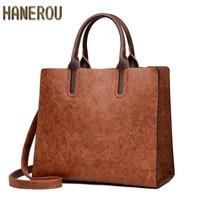 Luxury Handbags Women Bags Designer 2017 Fashion PU Leather Women Shoulder Bag Big Ladies Hand Bags
