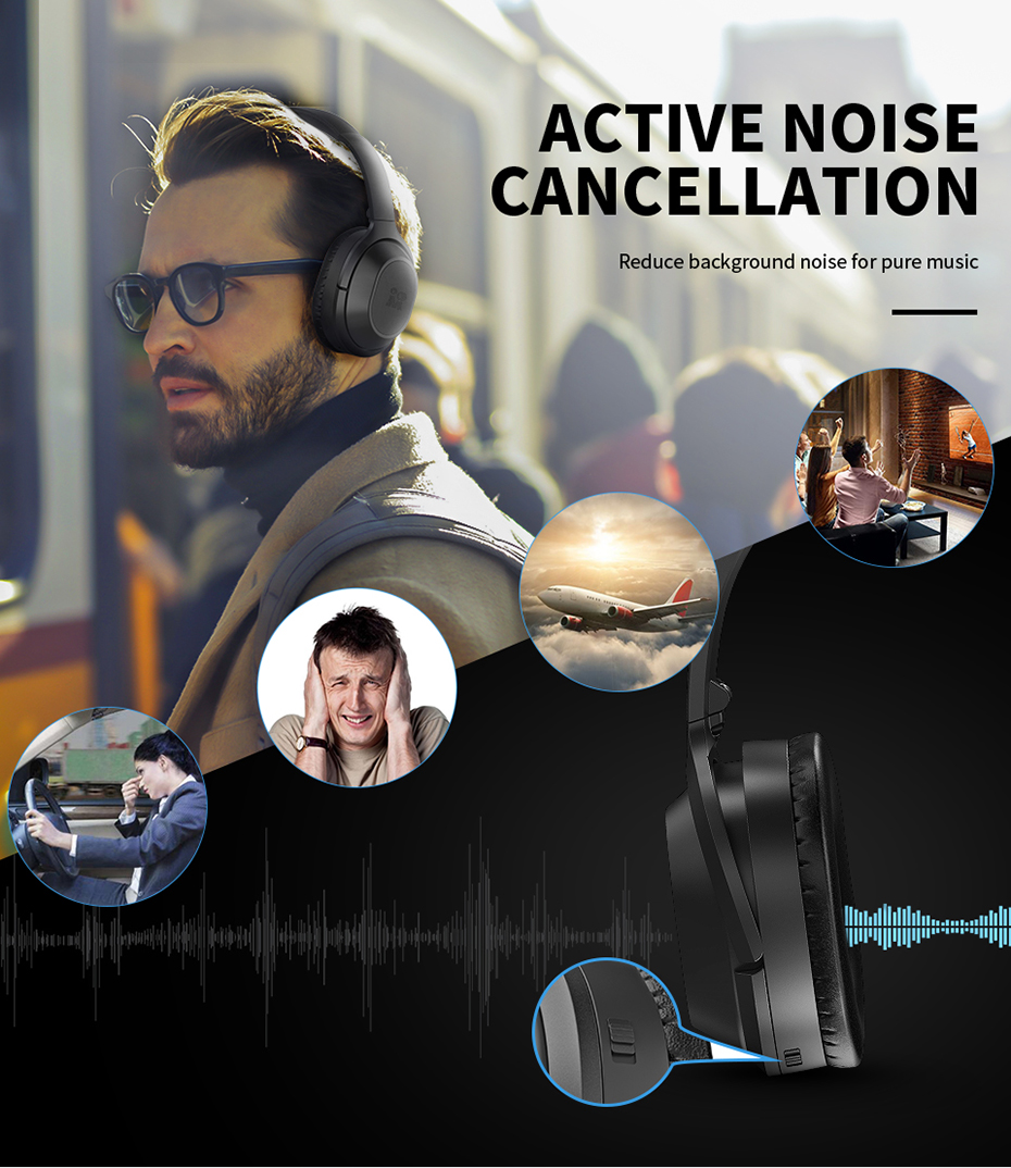 bluetooth headphone for phone music gaming (5)