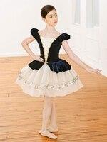 2016 New Ballet Dress Adult Ballet Leotard Ballerina Dress Ballet Tutu Dancewear Contemporary Dance Costumes XXS