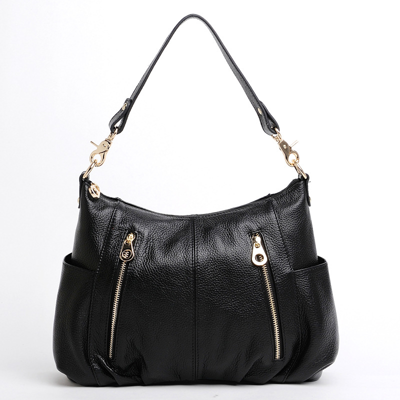2015 New arrival fashion genuine leather women handbags casual messenger bags for women crossbody travel female shoulder bags bucket bags women genuine leather handbags female new wave wild messenger bag casual simple fashion leather shoulder bags