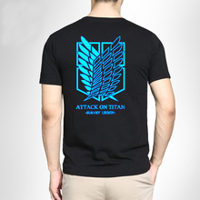Attack on Titan T Shirt 100% Cotton