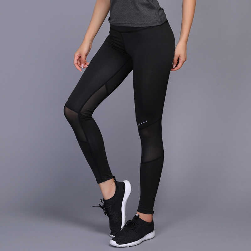 01f02ec6c4caf1 ... BINTUOSHI Sexy Yoga Pants Women Compression Fitness Leggings Gym  Workout Running Tights Jogging Sport Pants Hips ...