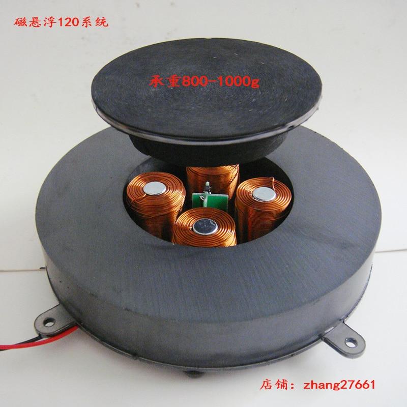 все цены на Suspension Magnetic Levitation Core Parts / Magnetic Levitation Booth / Magnetic Levitation Moon Lamp 800g-1000g онлайн