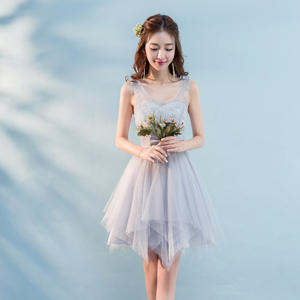 174f0455ebd0 Sweet Memory wedding party dresses Gray Pink Purple White