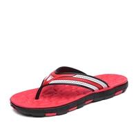 Men's Slippers Massage Mens Flip Flops Rubber Soft Shoes Outdoor Beach platform shoes platform shoes