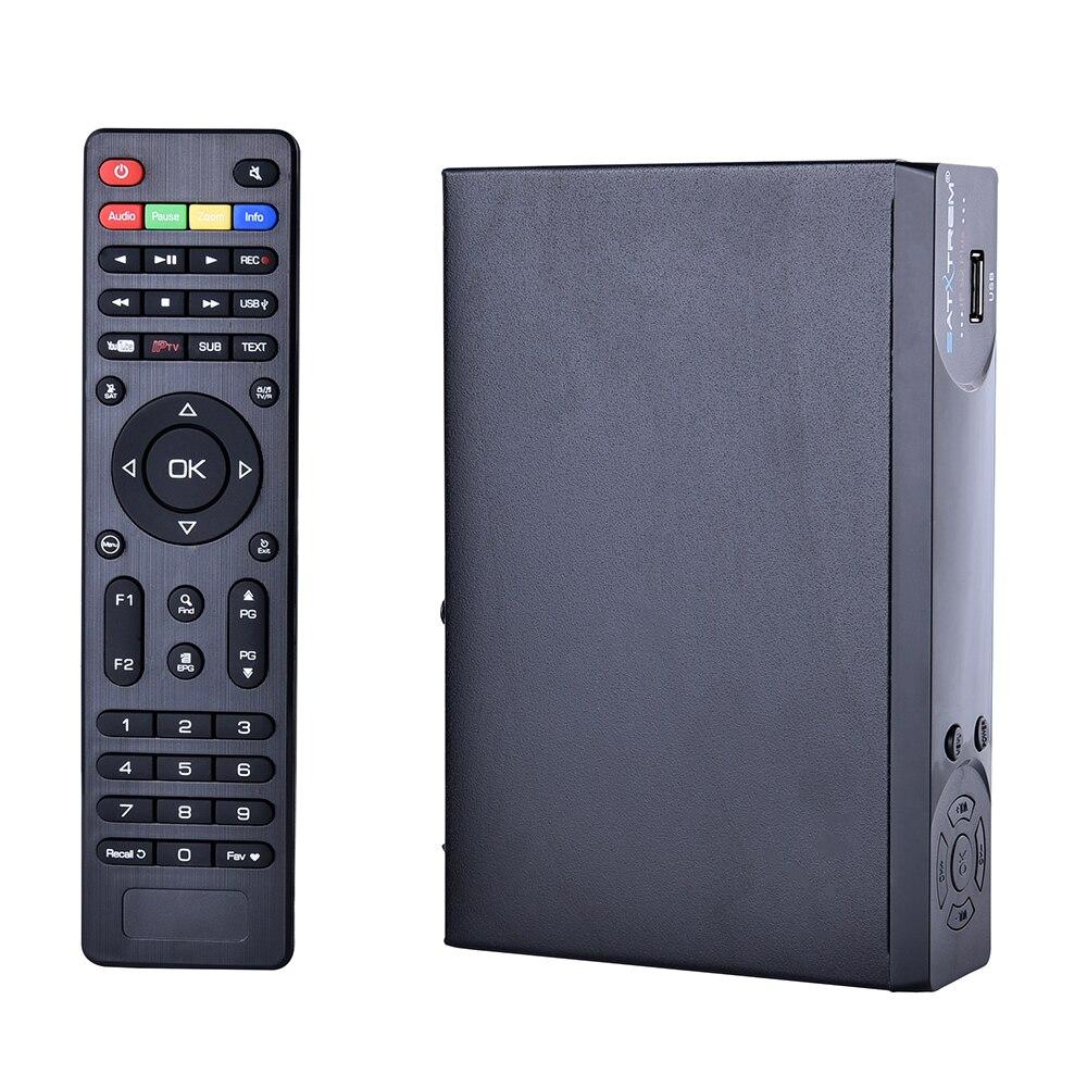 Satxtrem IPS2 Plus DVB-S2 avec récepteur Satellite USB Wifi IPTV Cccam oarnaque allemagne récepteur numérique décodeur Satellite - 5
