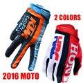2016 XC Мотокросс Перчатки ВОЗДУШНОЕ Охлаждение KTM Moto Перчатки ЛУЧШИХ Мотогонок Перчатки Горные DH Перчатки