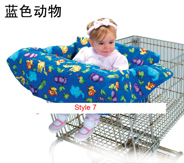 ФОТО new arrival infant multifunctional car mats dining chair cushion protection pad free shipping