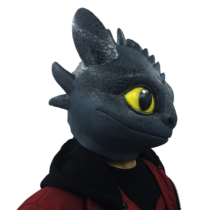 How-to-Train-Your-Dragon-Toothless-Night-Fury-Gronckle-Terrible-Terror-Full-Head-Mask-Cosplay-Halloween (2)