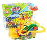 Groothandel Nieuwe Muziek Thomas Trein Spoor Rail Auto Speelgoed Trein speelgoed Thomas Trein Set Elektrische Speelgoed Best Geschenken In voorraad