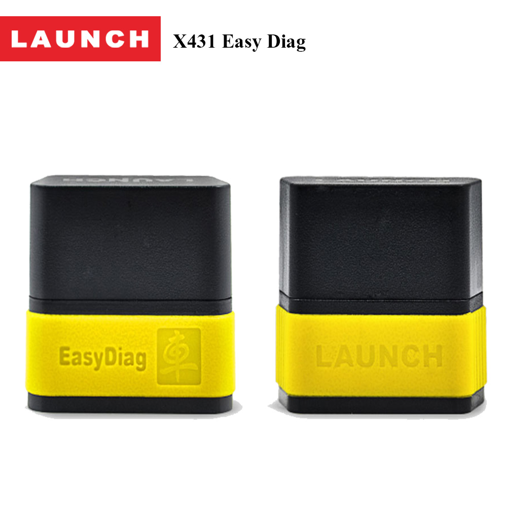 LAUNCH X431 easy diag 2.0 bluetooth obd2 ios/android version 2.0 code reader scanner diagnostic tool for car detector хайлайтер thebalm themanizer sisters