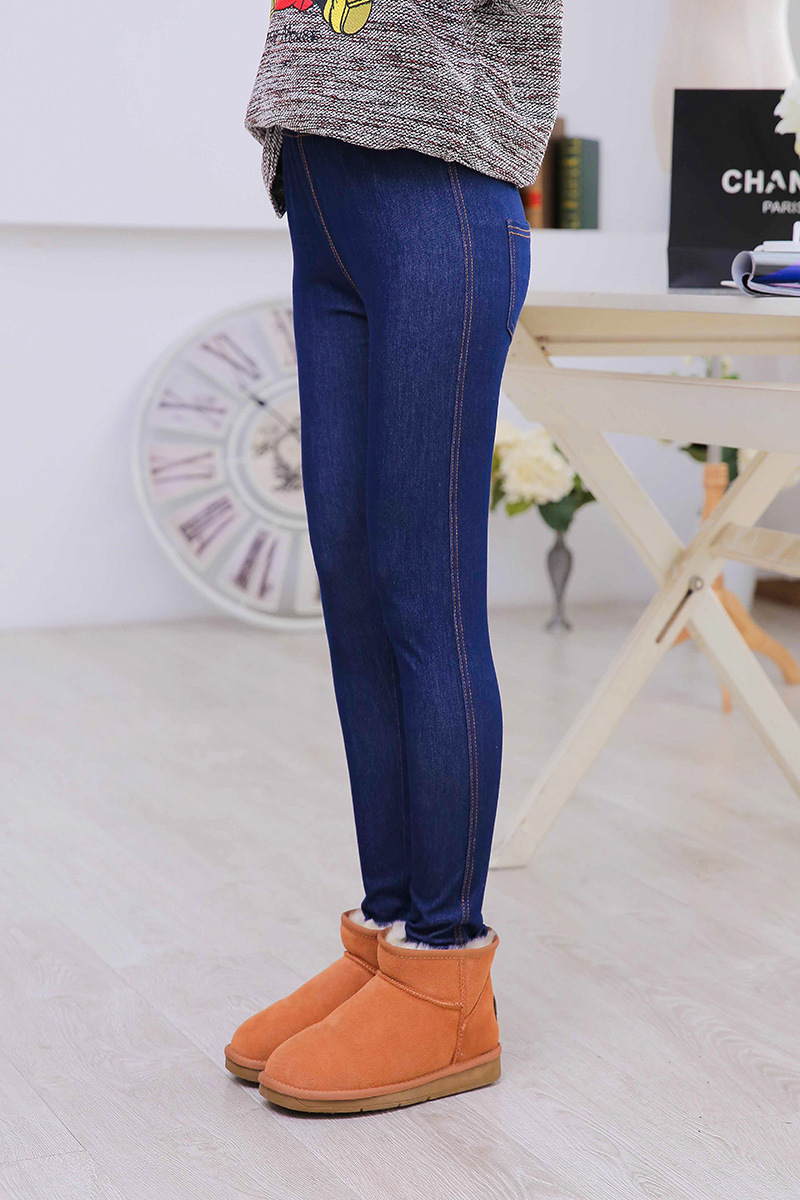 Jeans Leggings for Women - Blue or Black - One Size Fits Alll - image HTB1YAHQSFXXXXXZXFXXq6xXFXXX3 on https://awesomeleggingstore.com