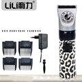 LILI новый дизайн  профессиональные электрические ножницы  триммер для шерсти домашних животных  машинка для стрижки животных  машинка для ст...