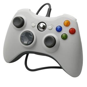 Image 5 - USB проводной контроллер Джойстик для Microsoft System PC джойстик для Windows для ПК Win 7 / 8/10 джойстик не для Xbox 360 джойстик