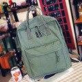 Unisex School Bags For Teenagers Girl Women Canvas Mini Classic Kanken Backpack Laptop Bagpack Mochila Sac Feminine Backpacks