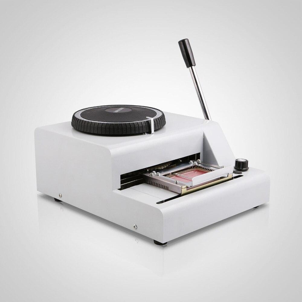 Easy Emboss Hot Foil Stamping Machine PVC Card Press Machine