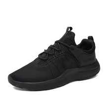 Men Casual Shoes Lace Up Mens Breathable Trainers Flat Walking Shoes Sport Comfortable Zapatillas Hombre Basket Male Light Soft